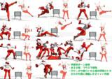 【MMD】ワンチャン使えるAC北斗っぽいポーズ集