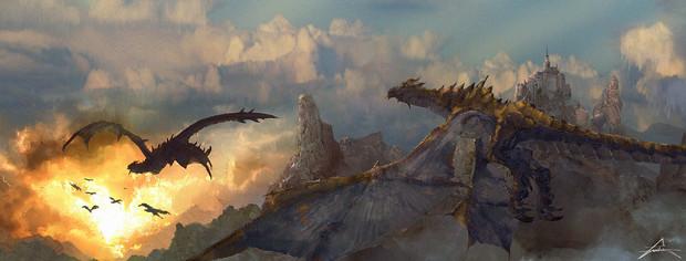 Dragon's return