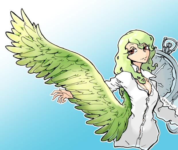 翼ゆうかりん
