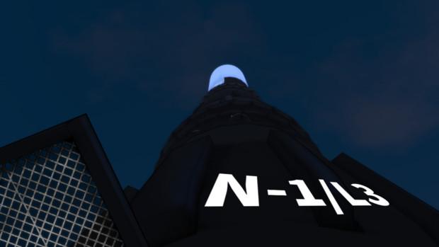 【配布】N-1/L3【MMD】