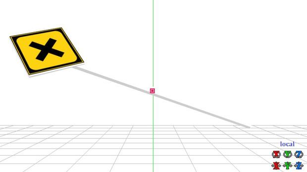 道路標識セットその2Ver1.3【更新しました】