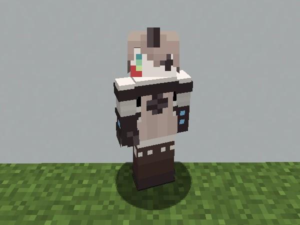 【Minecraft】アハト サンプル【タガタメ】