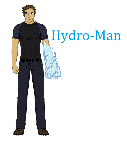 ハイドロマン