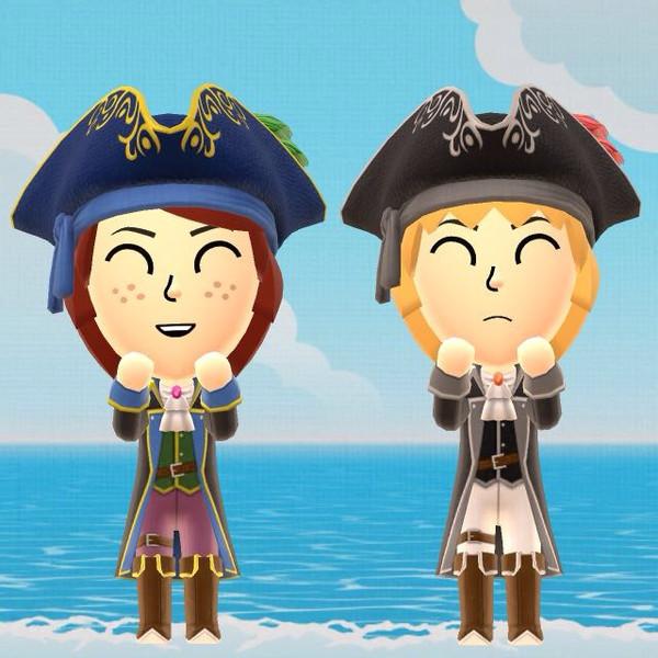 2人の海賊