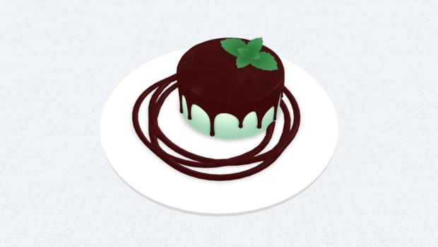 チョコミントケーキ_ver1.1