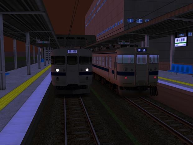 railsim2 古き時代の車両