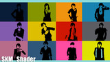 【MMDアイナナ】SKM_Shader【祝・2周年】
