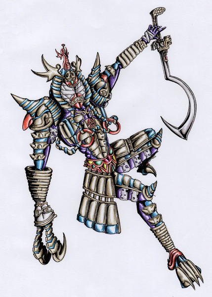 オリジナル怪人/エジプタス・リヴァイブ