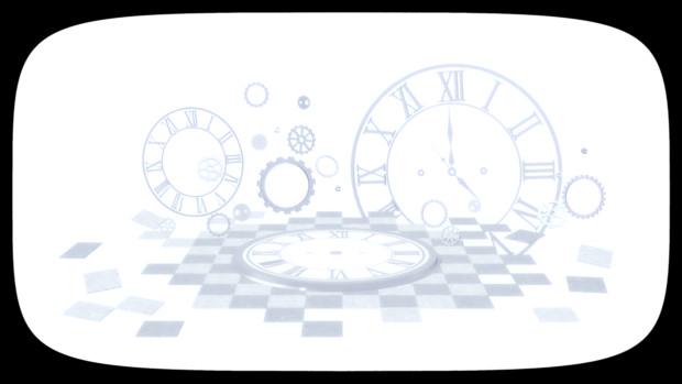時計ステージ