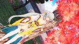 紅葉と清姫さん