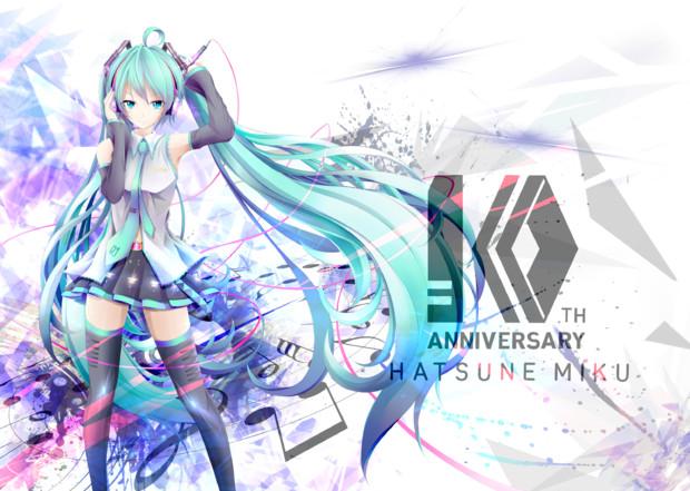 2017.8.31 Miku Hatsune ~10th Anniversary~