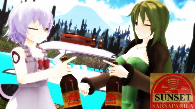 【Fate/MMD】ワンピース記念、自作品のリメイクシリーズ2