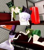 【Fate/MMD】ワンピース記念、自作品のリメイクシリーズ3