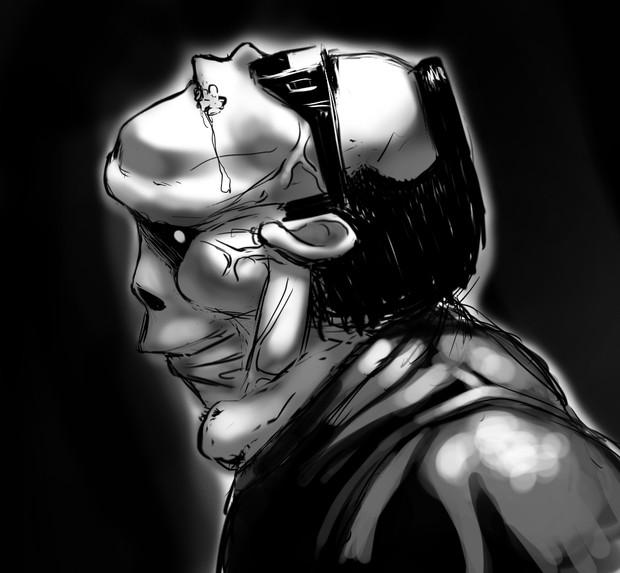 第二の顔を持つ男