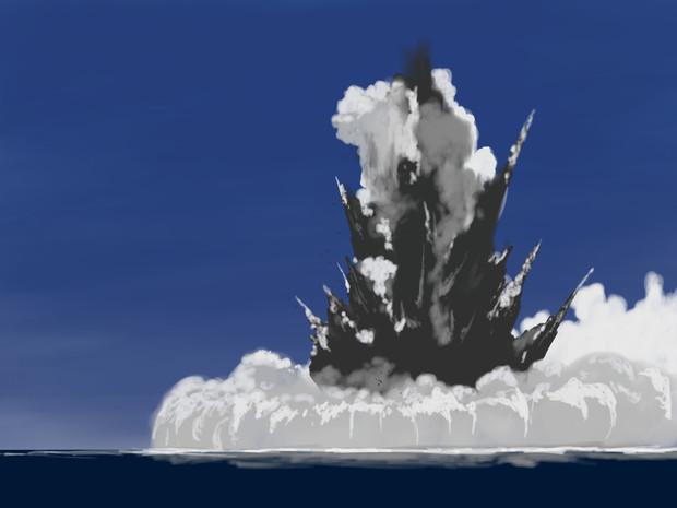 マグマ水蒸気爆発