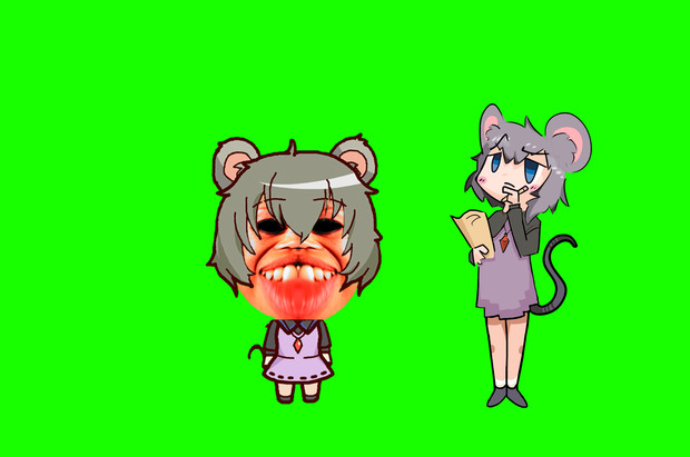 デデドンネズミ