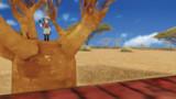 【GIFアニメ】ネコ科ジャンプ!【MMDけもフレ】