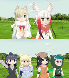 【MMD】anisama another story part3