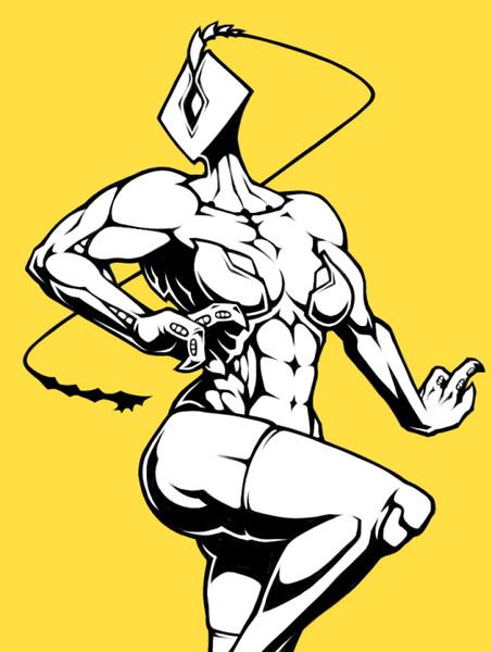 異界の女拳闘士