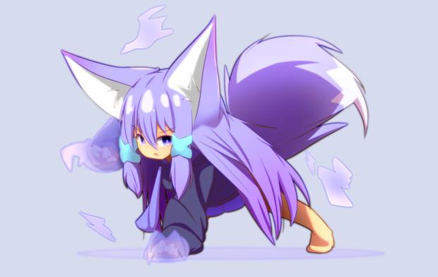 狐の化身・ティル