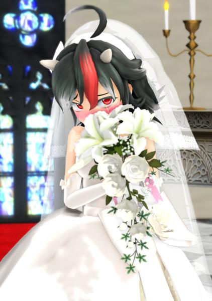 なぁ・・・結婚しようや・・・・