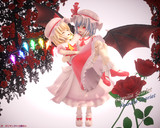 カリスマお嬢様の凛々しいお姫様抱っこ♡・・・『ray-mmd』