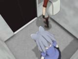 【GIFアニメ】ぼうしどろぼう【MMDけもフレ】