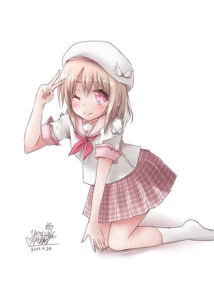 白銀リンちゃん(リクエスト品)