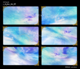 skydome015(ペパーミントとスミレ色の空)