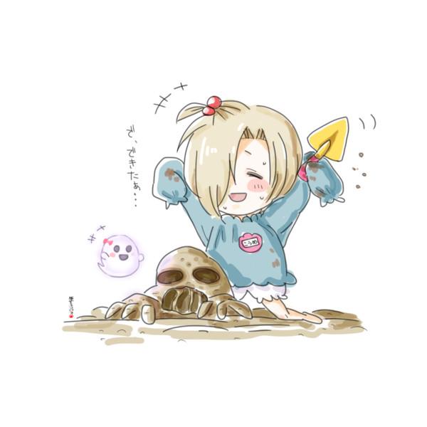 幼稚園児小梅ちゃん 猫女ネコジョ さんのイラスト ニコニコ静画