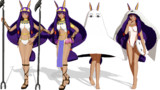 【Fate/MMD】白羽式ニトクリス【リスト配布】