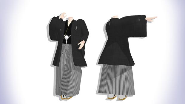 羽織袴 配布用