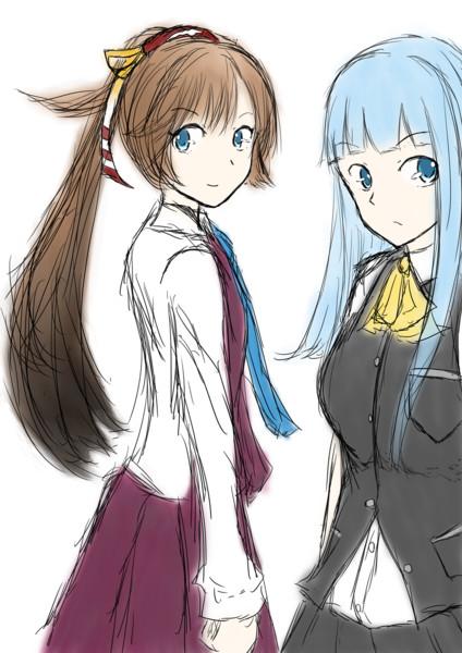 ツチノコ姉妹