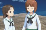 【GIFアニメ】ナイスキャッチみほ【MMDガルパン】