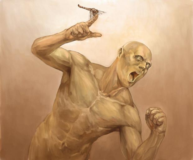 トンボの正しい捕まえ方 Douzen さんのイラスト ニコニコ静画 イラスト