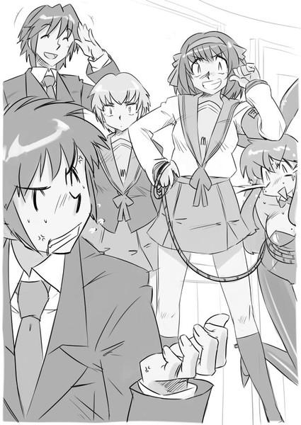 涼宮ハルヒの大作戦!!