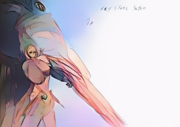 KEY STONE SATAN[要石の悪魔]-392[0/0]
