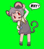 ホモガキのクソリプを「Why?」だけであしらうkofji姉貴