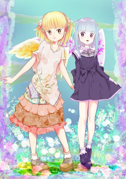 二人の天使