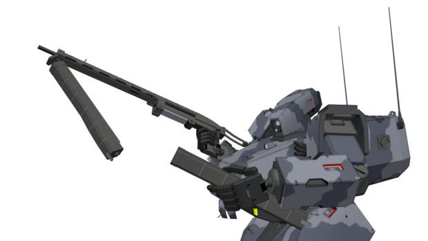 小話:散弾砲の弾倉