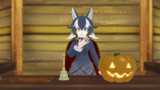 【MMD】halloween night in lodge