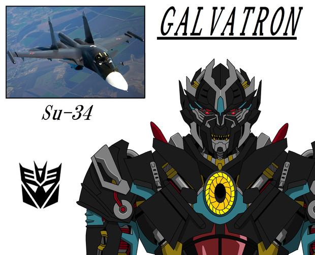 ガルバトロン