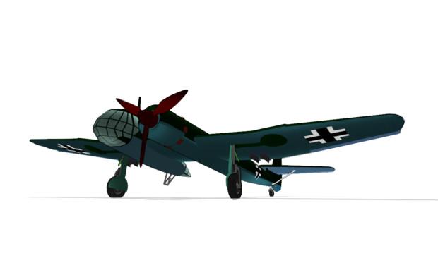 伍長式BV141モデル配布