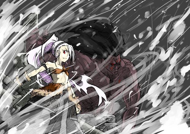 戦士の記憶