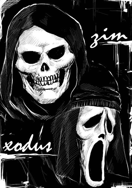 zim & XODUS(スクリーダム)
