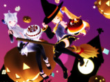【亞北ネル10周年】ハッピーハロウィン&バースデー!【MMD】