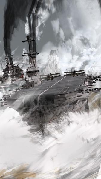 航空母艦モーブ・ロイヤル1941