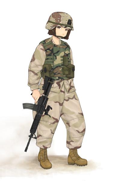 アフガン戦争2001年