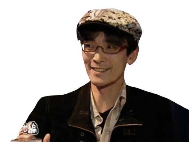 太田順也透過素材