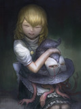 海月を抱く少女